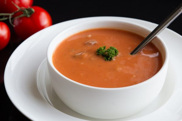 Tomatensoep 1