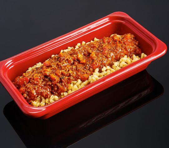 Macaroni warm per persoon 1
