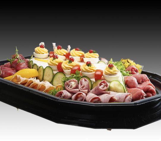 Rundvlees salade luxe per persoon 1