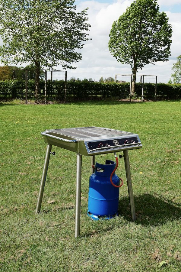 Borg barbecue