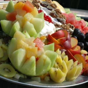 Waldorf salade per persoon